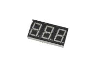 ИНДИКАТОР ЦИФРОВОЙ KEM-5361AG (зеленый) 40x20