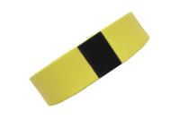 550168 Фитнес трекер Lime 102 yellow (шагомер, подсчет калорий, часы, будильник, желтый ремешок)