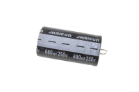 680mkF 250v 105C Jamicon HS конденсатор