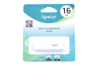 58956 Флэш 16GB USB Apacer AH336 white