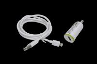 Зарядное устройство от прикуривателя USB 10W 2.1A Belkin + кабель iPhone 5/5S/6/6+/6S/6S+/7/7+