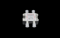 Splitter (разветвитель) на 3 TV 5-2400MHz 4-833 (с проходом по питанию)