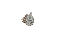 Резистор переменный 6pin(3+3) A4.7K d=16mm L=20mm стерео (с лыской) №001915