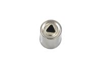 Колпачок магнетрона №16 (D=15mm L=18mm отв. треугольник)