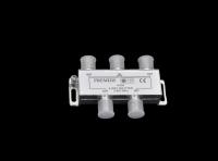 Splitter (разветвитель) на 4 TV 4-860MHz 4-804