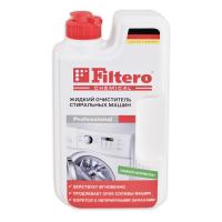 902 Многофункциональный очиститель Filtero для стиральных машин, 250 мл