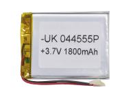 00-00015998 Аккумулятор 3.7V 1800mAh 4.0x45x55mm универсальный с проводками