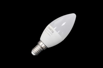 Лампа светодиодная Dialog C37-4W-E14-3000K