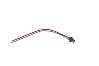 "Разъем SMP-02V-BC ""гн"" 2-pin с кабелем 0,15м AWG22"