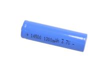 Аккумулятор 14500 Орбита 1200mA 3.7V (LI- ion)