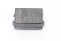 SS16 (60V, 1A) SMD Диод Шоттки