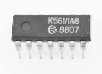 К561ЛА8 (4012) Микросхема