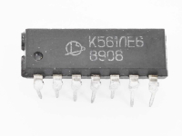К561ЛЕ6 (4002) Микросхема