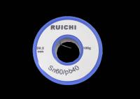 Припой 100 грамм 0.5 мм флюс (60%Sn,40%Pb) Ruichi