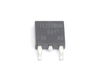 TK20G60W (600V 20A 165W N-Channel MOSFET) TO252 Транзистор