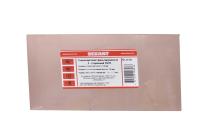Текстолит двухсторонний FR4-2 1.5mm 100x200 09-4048