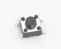 Кнопка 4-pin 6x6x5 mm L=1.5mm IT-1102WA On-(Off) 12V 50mA (№14)