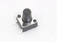 Кнопка 4-pin 6x6x8 mm L=4.5mm IT-1102WC On-(Off) 12V 50mA (№45)