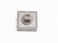 Кнопка 4-pin  12x12 mm L=2.5 mm DTSM-24N-V-T/R (DTSM81-7N) №130