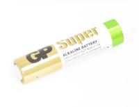 GP LR03-4S Super alkaline (AAA) батарейка