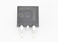 SGB07N120 (1200V 8A 125W Fast IGBT in NPT-technology) TO263 Транзистор