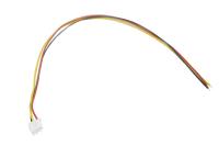 Разъем 1007 3-pin с кабелем 0,30м AWG26 (красный+черный+желтый)