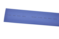 Термоусадочная трубка  30.0/15.0 синяя