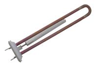 30096 ТЭН 700W М4 + анод + прокладка (комплект) медь