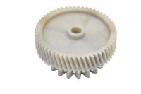 z41.042-VT Шестерня D=47.3/35, H23/11, отв.-6mm, зуб-56/18.(косой/прям), Vitek
