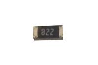 Резистор SMD     8.2 KOM  0.25W 1206 (822)