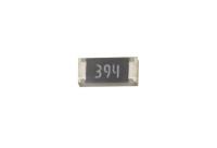 Резистор SMD   390 KOM  0.25W  1206 (394)