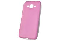 """Чехол """"под кожу"""" Samsung Galaxy G530 (розовый) 00-171"""