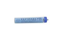 Припой 15 грамм 1.0 мм флюс (60%Sn,40%Pb) тюбик ПОС-60