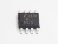 FDS6675 (30V 11.0A 2.5W P-Channel MOSFET) SO8 Транзистор