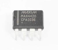 MAX4420CPA Микросхема