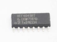HEF4049BT SO16 Микросхема