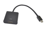 Переходник-адаптер miniDisplayPort - HDMI 0.15м
