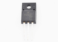 TK6A65D (650V 6A 45W N-Channel MOSFET) TO220F Транзистор