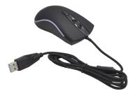 30567 Мышь компьютерная Qumo Onyx RGB M73