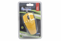 Мышь компьютерная SmartBuy SBM-325, желтая