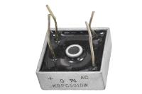 KBPC5010W (1000V, 50A) (тонкие выводы) Диодный мост