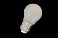 Лампа светодиодная Эра F-LED P45-7W-840-E27 Frost
