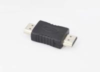0281285 Переходникt 3C-HDMI M-HDMI M-AD208GP, позолоченные коннекторы, черный
