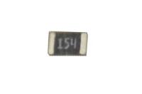 Резистор SMD   150 KOM  0.125W  0805 (154)