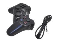 Беспроводной джойстик Dialog GP-A16RF Gan-Kata, 12 кнопок 2.4G, USB, вибрация, PS3, черный