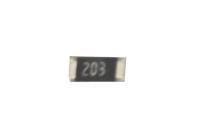 Резистор SMD    20 KOM  0.25W 1206 (203)