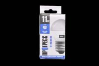 53046-11 Лампа светодиодная Прогресс Standard P45-11W-E27-4000K (шар)
