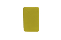 """Nexx. Чехол для Samsung Galaxy Tab 4 8"""", Smartt, TPC-ST-208-YL, полиуретан, желтый"""