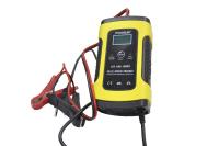 Зарядное устройство для аккумулятора Foxsur FBS-1205D 12V-5A с крокодилами