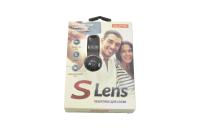 20478 Набор линз для смартфона Qumo S Lens 3 в 1